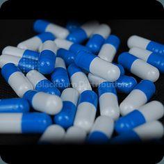 100% HIDE gelatine derived from the skin. http://www.blackburndistributions.com/gelatin-capsules-size-00.html