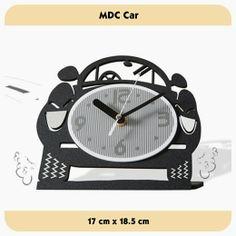 MDC Car - GALLERY JAM DINDING UNIK