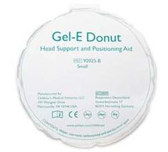 Gel-E Donut: Soft Gel Pillow The Gel-E Donut is a non-toxic, gel-filled positioning product that helps alleviate pressure caused by prolonged immobility ...