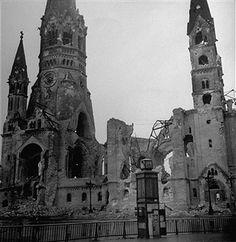 K.W.Gedaechtniskirche 1946
