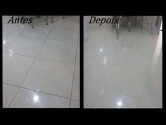 #Mistura Milagrosa para deixar o piso brilhando - Para qualquer tipo de piso - YouTube