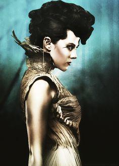 Johanna Mason.