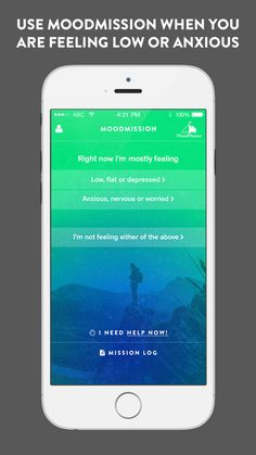 MoodMission helps you learn new and better ways of coping with low moods and anxiety. Low Mood, Nasa Images, Image Of The Day, Anxious, Android Apps, No Worries, Depression, Feelings, Learning