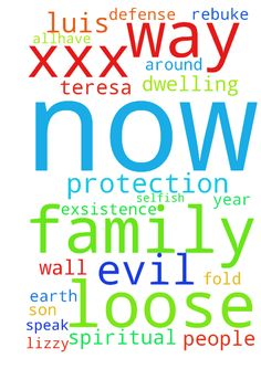 911 protection -   I speak life demand declare that I my family Luis kids April Luis my parents Lizzy Lani Lucas Teresa her son family we all�have protection an immovable wall of Holy fire hedge of thorns around all of our possessions health wealth Finances no evil can come near our dwelling now loose in our lives now Matthew 8:28 x7x7x7 bind and rebuke any demon evil people selfish wicked prayers witchcraft that would try to block our way in the name of Jesus loose on earth in heaven…