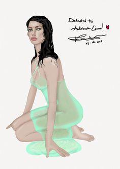 Illustrations :: Federico Mameli Haute Couture