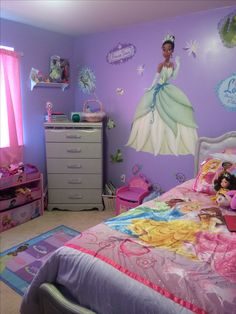 Disney Princess Bedroom – Excellent Ideas Disney-Princess ...