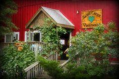 My favorite local winery in Stillwater, Minnesota.