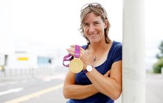 London 2012 Olympic Gold Medallist in Rowing Double Sculls