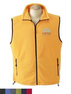 LFA Water-Repellent Fleece Vest