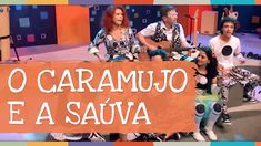 "O Caramujo e a Saúva - DVD 3D ""Show Brincadeiras Musicais da Palavra Can..."