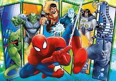 Clementoni Kinderpuzzle 104 Maxi Teile Marvel: Spiderman vs Sinister 6 (23704) in Spielzeug, Puzzles & Geduldspiele, Puzzles   eBay!   http://nextpuzzle.de/detailview/puzzle-spiderman-maxi/216