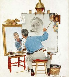 ★★★★★ American Chronicles: The Art of Norman Rockwell @fondazioneromamuseo @normanrockwell