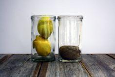 Vintage Fowlers preserving jars no 31 by hiatusvintage on Etsy, $11.00