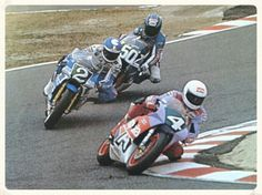Suzuka 89 250 cc race