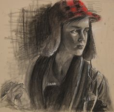 2016 Creative Outlook Cover Contest - Self As Holden Caulfield