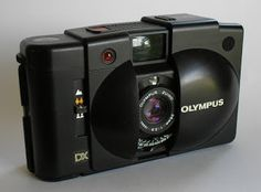 Information and pictures taken with Olympus XA-3.