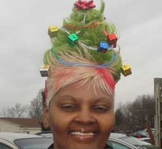 Oh Christmas Weave, oh Christmas Weave!