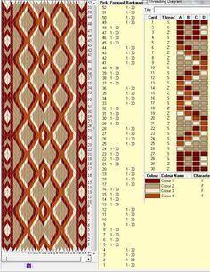 Easy Card Weaving Pattern Ile Ilgili Gorsel Sonucu Tablet