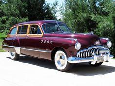 1949 Buick Roadmaster Estate Wagon .