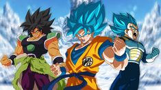 Slice Of Life, Blue Dragon, Dragon Ball Z, Broly Super Saiyan, Vegito Y Gogeta, Broly Movie, Movie Spoiler, Bandai Namco Entertainment, Drama