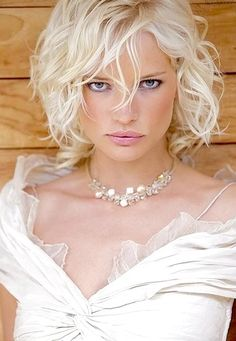 Wedding Hairstyles for Short Hair 2012 – 2013