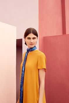 Campaign High Summer | Fashion | Photography | Inspred | Yellow | Capri | New Collection | Colorful | DIDI