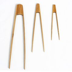 Bamboo Tongs from notonthehighstreet.com