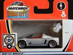 Model Matchbox Opel Speedster