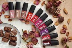 Review of Avon Mark Liquid Lip Lacquer Matte All Colors