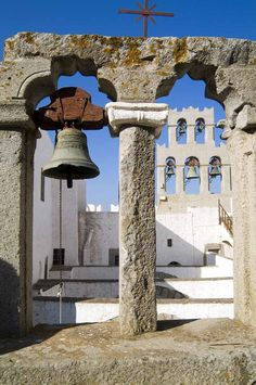 Patmos, Dodecanese, Greece - Saint John wrote Revelations while here. Best Greek Islands, Greece Islands, Albania, Santorini, Mykonos Greece, Crete Greece, Athens Greece, Places To See, Places To Travel