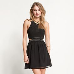 Stud Bodice Dress ($49.95) from Dotti.com.au