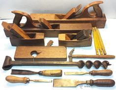 herramientas de carpinteria antiguas - Buscar con Google