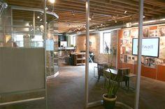 NxtWall Chicago Showroom 2015