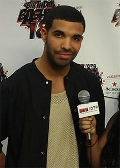 Pin for Later: 39 Hot Guys Who Prove 1 Little Wink Can Go a Long Way Drake