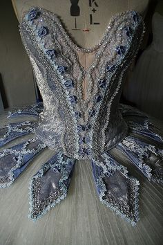 Royal ballet  Love the detail on the corset