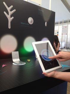 Flocoon Pixel, le concept novateur  et futuriste d'appareillage électrique #innovation #design #Legrand
