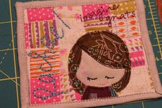 sewing summit name tag | Flickr - Photo Sharing!