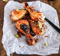 Sticky Honey Soy Chicken Drumsticks | 11 Irresistible and Flavorful Chicken Legs Recipes You Must Try!