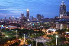 "15 Things You Can Only Do in Atlanta  WITH links to ""__"" Things You Can Only Do in ^ other cities."