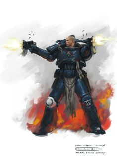 Imperial Eagles Space Marine