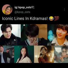 Korean Drama Songs, Korean Drama Funny, Korean Drama List, Korean Drama Quotes, Feel Good Videos, Some Funny Videos, Strong Woman Do Bong Soon, Drama Gif, Best Kdrama