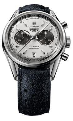 3cc99bf523b TAG Heuer Carrera Calibre 18 Telemeter Amazing Watches