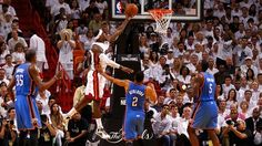 Miami Heat move one win from NBA title with 104-98 victory in Game 4 over Oklahoma City Thunder. (via NBC Sports)