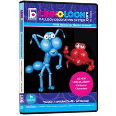 1000 images about balloon animals on pinterest balloon for Balloon decoration courses dvd