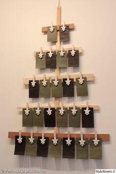 joulu,Tee itse - DIY,joulukalenteri,joulukoti