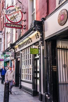Music is a big part of Dublin's history and traditional Irish music is what you can find at O'Donoghue's. Many musicians came (and still come) to play and drink here daily. Home of The Dubliners | The Travel Tester