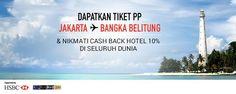 Promo Kartu Kredit HSBC di NusaTrip