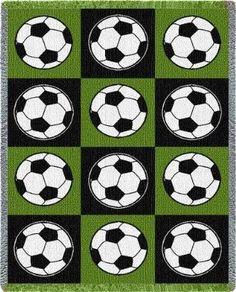 Soccer Balls (Afghan)