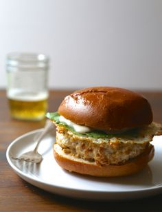 Why have a salad when you can get the same flavor on a burger? Go big or go home.  Get the recipe from Climbing Grier Mountain.   - CountryLiving.com