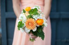 Mimosa Floral // Julia Newman & Co. Photography